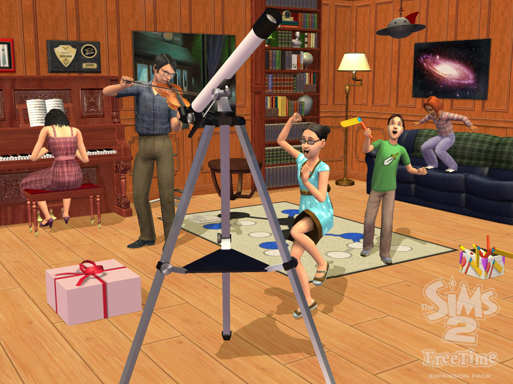 Sims 2 patch for vista download.