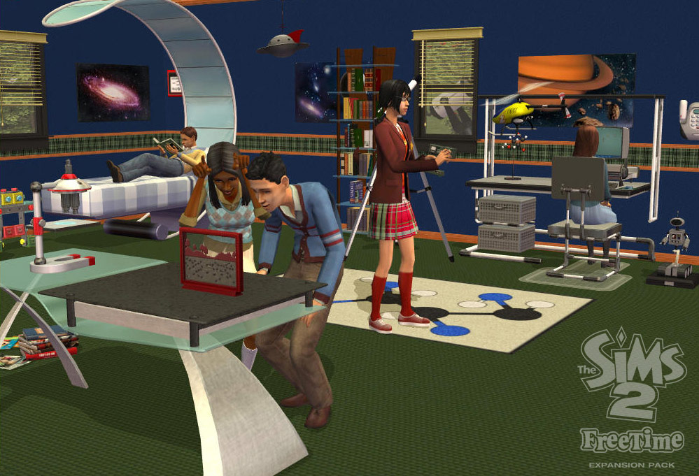 sims 2 full expansion pack free download